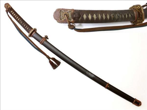軍隊 (陸軍 海軍 空軍)軍刀 サーベル 指揮刀高価買取りいたします