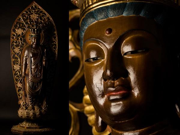 仏教美術 仏像買取 木彫り買取