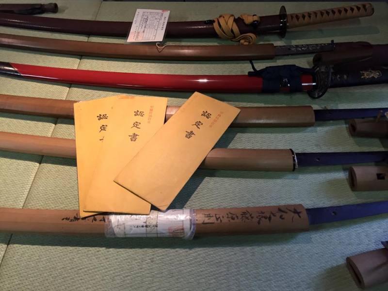 刀 脇差 短刀 太刀 日本刀高価買取りいたします