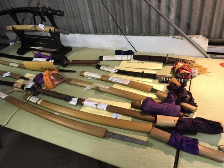 福山市刀剣日本刀買取
