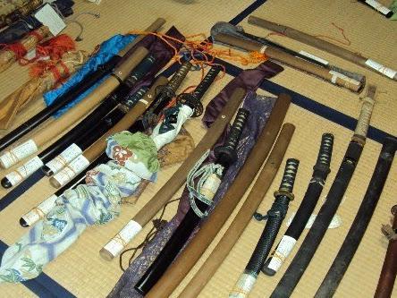 岡山刀剣日本刀買取